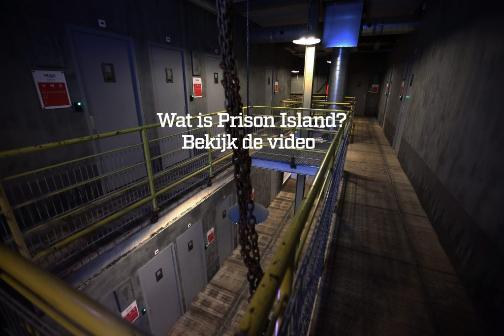 Prison Island - Escape Room Leidsche RIjn - Prison Break Utrecht - Prison Escape Utrecht - Prison Island Utrecht - Prison Utrecht - Escape Room - Escape Room Maarssen - Escape Room Utrecht - Fort Boyard Utrecht